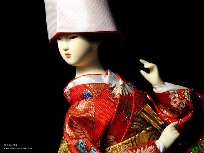 26.03.2011 Geisha girl