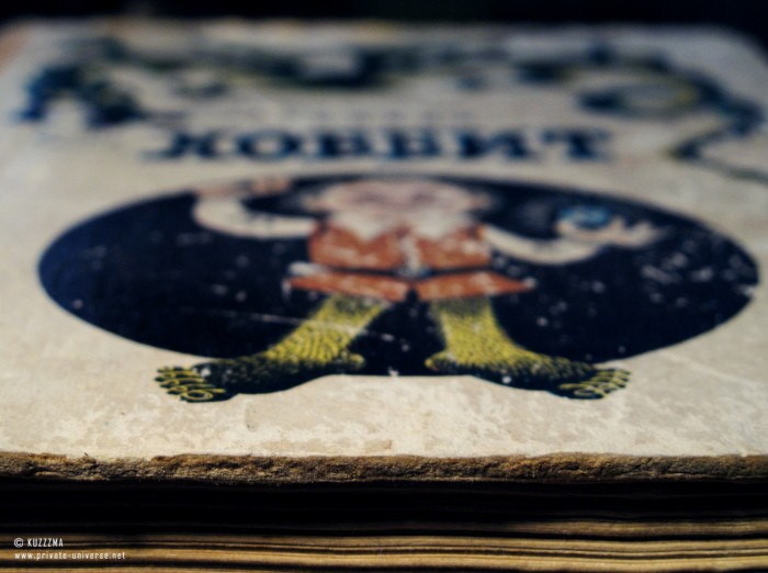 27.04.2011 Hobbit old, old book
