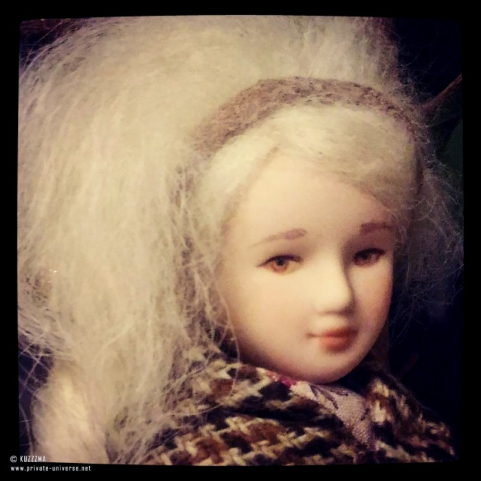 OOAK doll from ArtCat - latest addition to my #collection