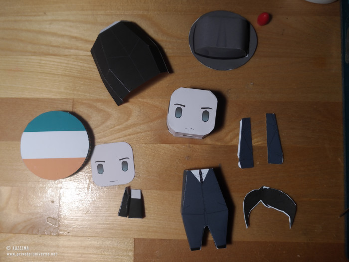 23.05.2021 Michael Collins papertoy How to 05