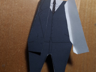 23.05.2021 Michael Collins papertoy How to 06