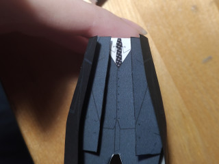 23.05.2021 Michael Collins papertoy How to 07