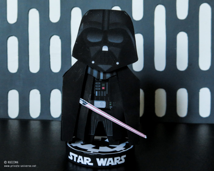 26.05.2021 Paperized Star Wars Darth Vader papertoy 01