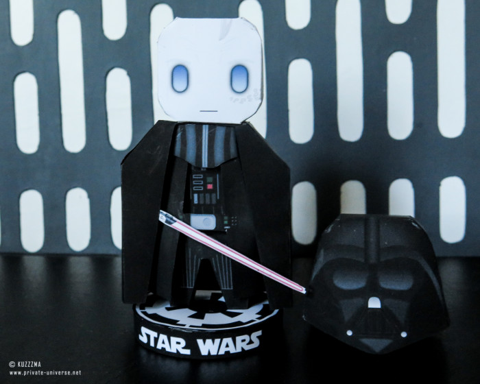 26.05.2021 Paperized Star Wars Darth Vader papertoy 02