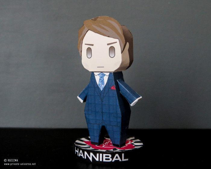 30.05.2021 Hannibal Lecter papertoy 02