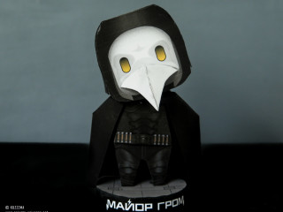 05.08.2021_Major-Grom---Plague-Doctor-papertoy_05