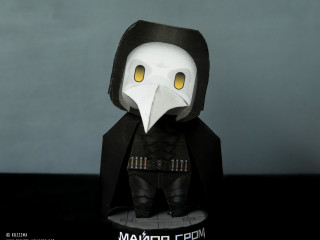 05.08.2021_Major-Grom---Plague-Doctor-papertoy_06