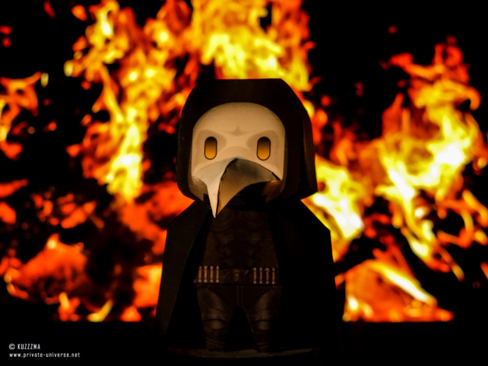 07.08.2021 Plague Doctor In flames 02